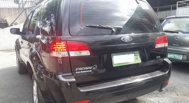 2012 Ford Escape XLS AT