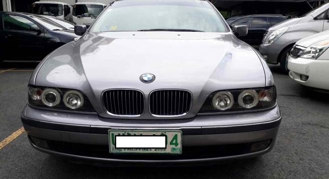 1997 BMW 5-Series Sedan 4.0L AT Gasoline
