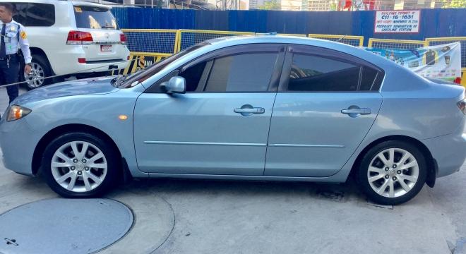 2009 Mazda 3 Sedan 1.6L AT Gasoline