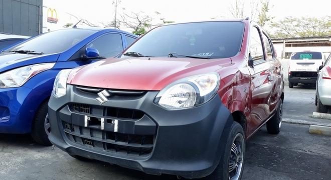 2016 Suzuki Alto 0.8L MT Gasoline