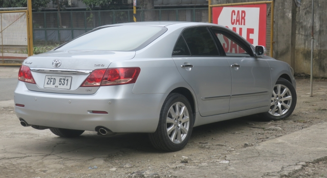 used toyota camry cars for sale in the philippines