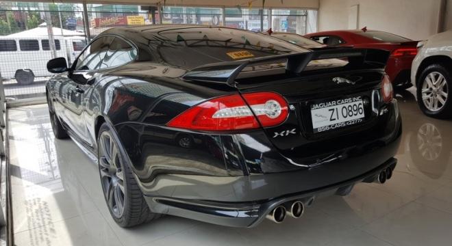 2015 Jaguar XKR-S Coupé 5.0L AT Gasoline