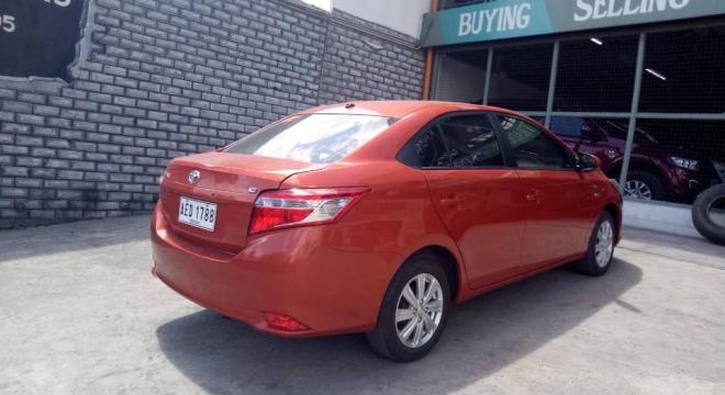 2016 Toyota Vios E AT Gasoline