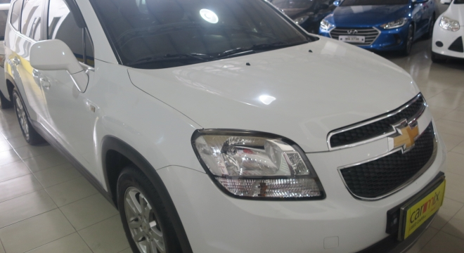 2012 Chevrolet Orlando 1.8L AT LT (Gas)