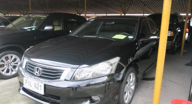 2010 Honda Accord 2.4 S AT