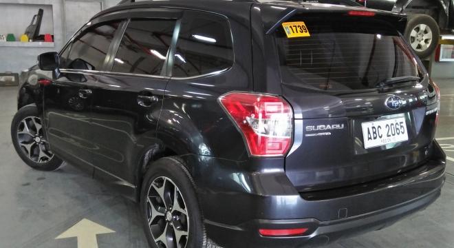 2018 Subaru Forester 2.0i Premium