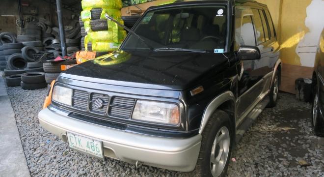 2003 Suzuki Vitara 2.0L AT Diesel