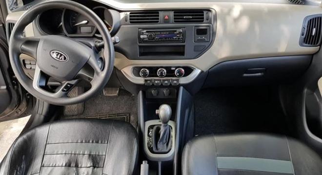2012 Kia Rio Sedan 1.4L EX A/T