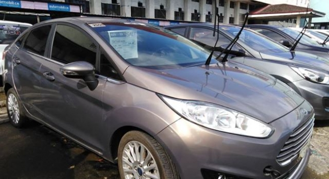 2015 ford fiesta sedan 1.0 titanium with ecoboost at used car for sale in paranaque city, metro manila, ncr autodeal