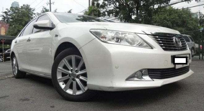 2013 Toyota Camry 2.5V AT