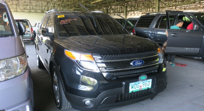 2013 Ford Explorer 2.0L Limited EcoBoost