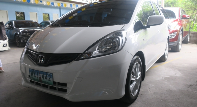 2013 Honda Jazz 1 3l At Gasoline Used Car For Sale In Pasig City