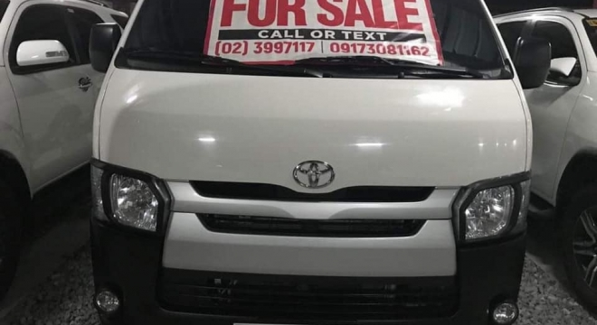 Used Toyota Hiace Cars For Sale In The Philippines Autodeal