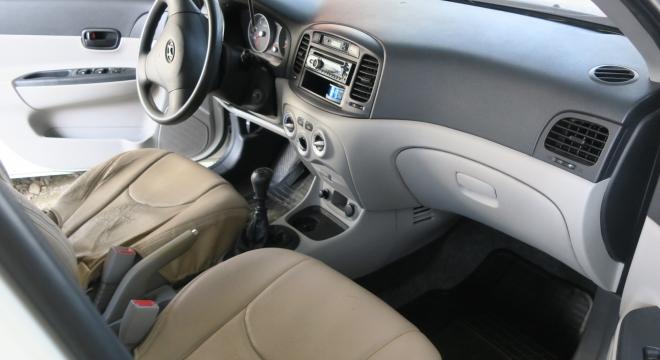 2011 Hyundai Accent 1.6L MT Diesel