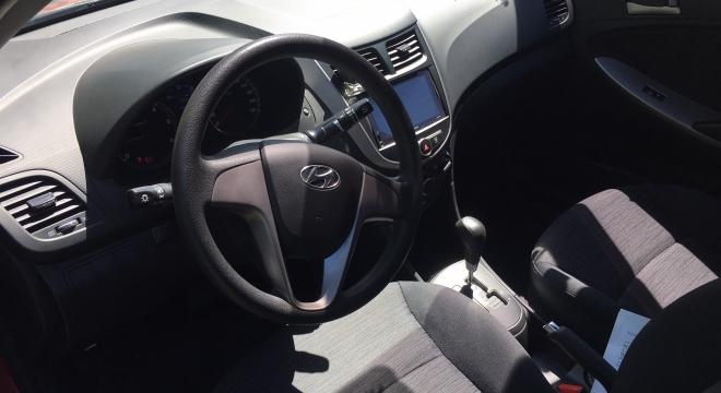 2015 Hyundai Accent Sedan 1.6 CRDi AT