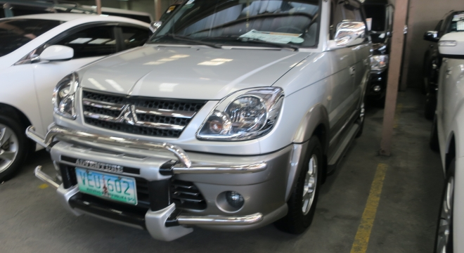 2012 Mitsubishi Adventure GLS Sport