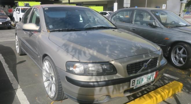 2008 Volvo S60 2.4L AT Gasoline