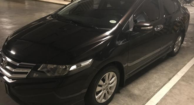 2012 Honda City 1.5 E AT