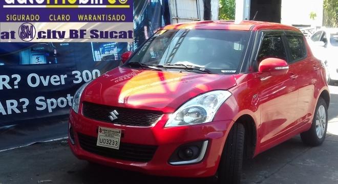 2016 Suzuki Swift 1.4L AT Gasoline