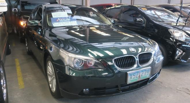 2004 BMW 5-Series Sedan 530i Executive