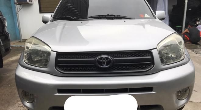 2004 Toyota Rav4 (4X2) MT
