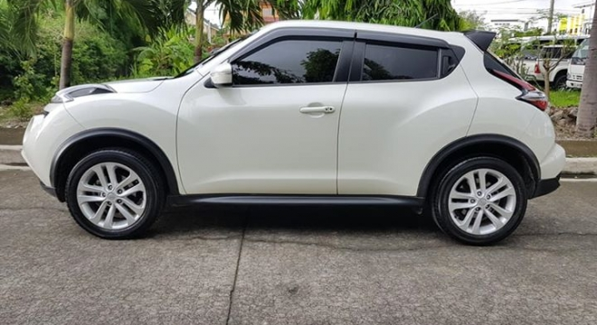 2016 Nissan Juke 1.6L AT Gasoline