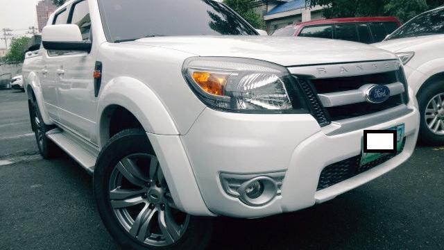 2011 Ford Ranger Wildtrak (4X2) MT