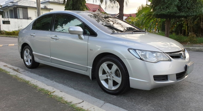 2006 Honda Civic 1.8 V AT