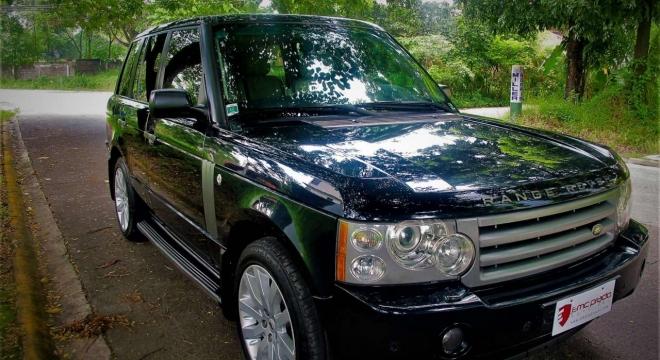 2003 Land Rover Range Rover 4.6L AT Gasoline