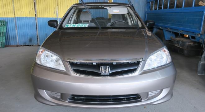 2001 Honda Civic 1.6L MT Gasoline