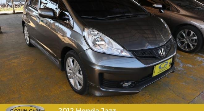 2012 Honda Jazz 1.5L AT Gasoline