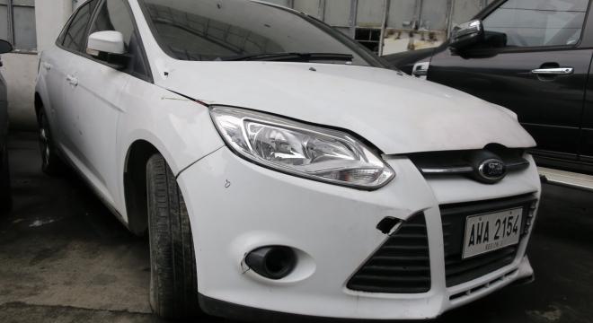 2015 Ford Focus Sedan 1.6L AT Gasoline