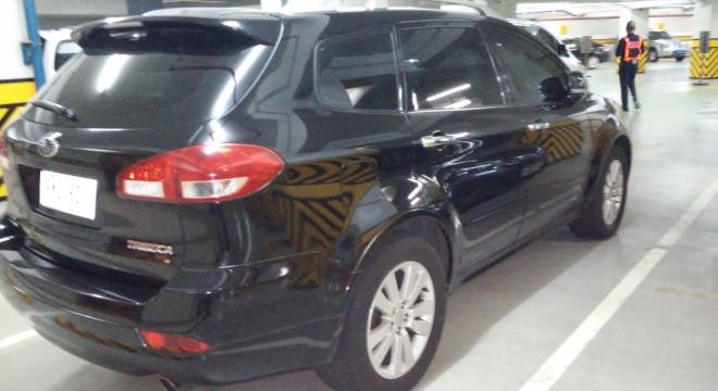 2010 Subaru Tribeca 3.6L AT Gasoline
