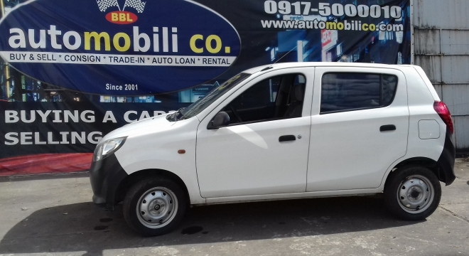 2014 Suzuki Alto 800