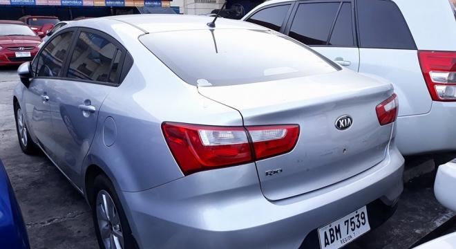 2015 Kia Rio Sedan EX 1.4L  MT