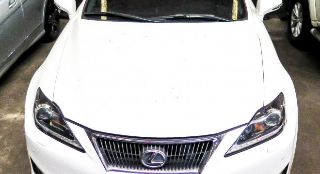 2011 Lexus IS300 3.0L V6