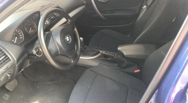 2011 BMW 1-Series Hatchback 118d AT DSL
