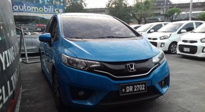 2016 Honda Jazz 1.5L AT Gasoline