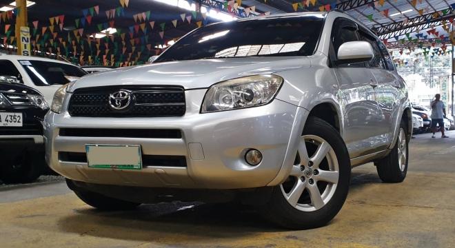 2006 Toyota Rav4 (4X4) AT