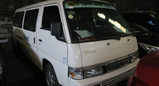 e65a3ccbc3 2014 Nissan Urvan VX18 MT Diesel Repossessed For Sale in Quezon City ...