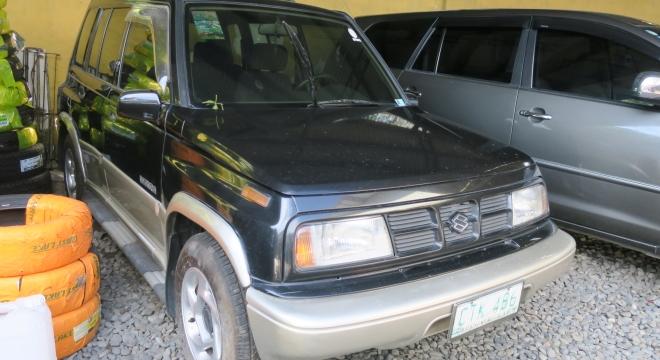 2003 Suzuki Vitara 2.0L AT Gasoline