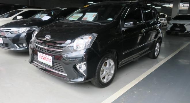 2016 Toyota Wigo 1.0L AT Gasoline