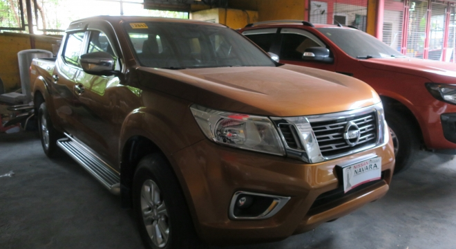 2016 Nissan Np300 Navara 25l At Diesel Used Car For Sale In San