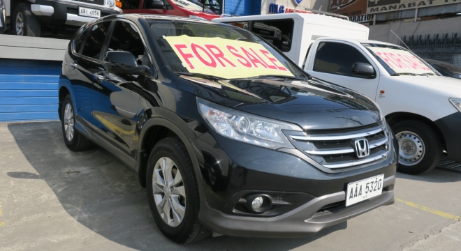 2014 Honda CR-V 2.0L AT Gasoline
