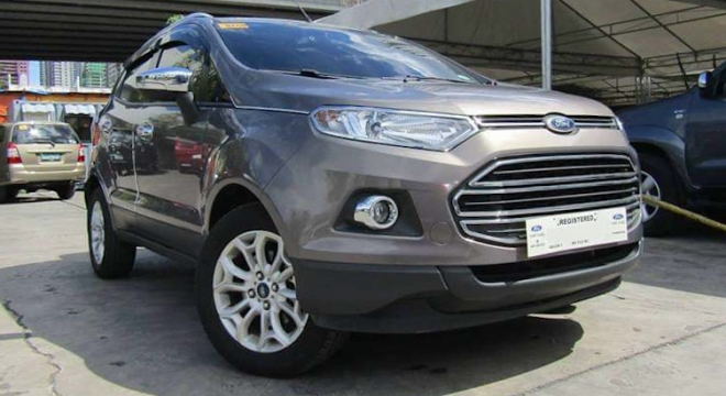 2017 ford ecosport 1.5l at gasoline used car for sale in makati city, metro manila, ncr autodeal