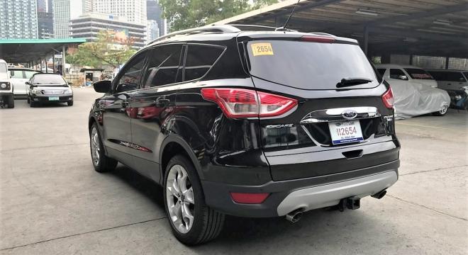 2015 Ford Escape 2.0 Titanium