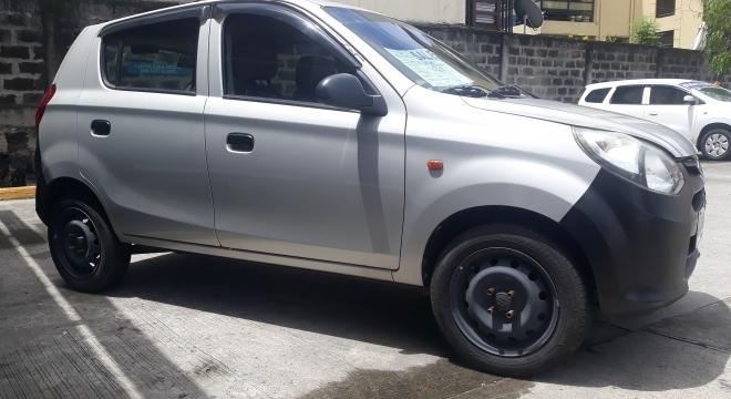2014 Suzuki Alto 0.8L MT Gasoline