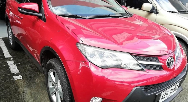 2014 Toyota Rav4 2.5L (4X2) AT Gasoline