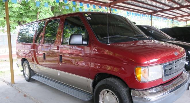 2001 Ford E-150 4.5L AT Gasoline