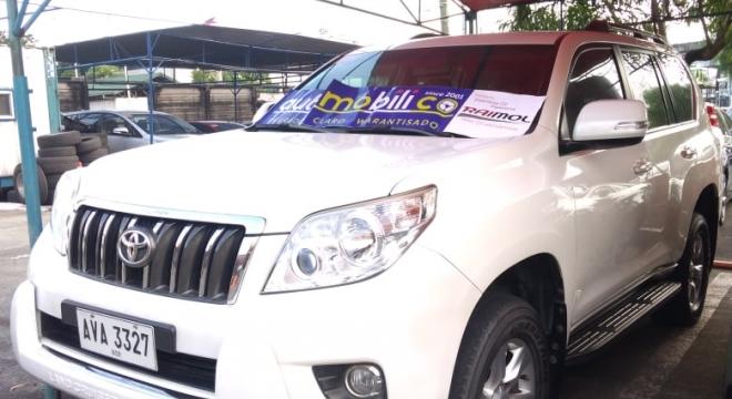 2013 Toyota Land Cruiser Prado 2.7L MT Gasoline